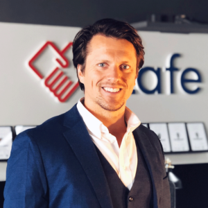 Anders Segerström VD iZafe