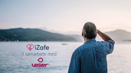 iZafe i samarbete med Viser för läkemedelsdispensern dosell