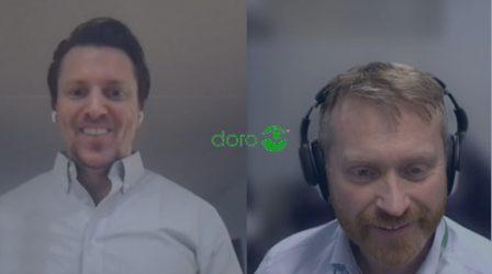 doro IZafe Group intervju